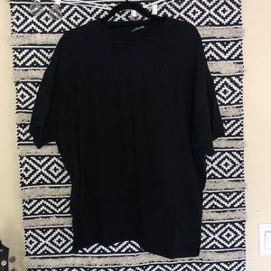 ASOS black oversized tshirt